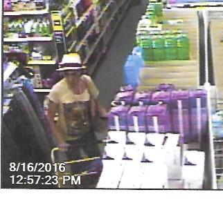 Additional Photo of Suspect Theft/Shoplifting Unknown 2